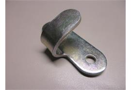 Abspannhaken Metall verzinkt Länge 65 mm Breite 20.5 mm