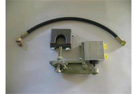 Abstellvorrichtung M 22x1.5 mit Lager und Schlauch