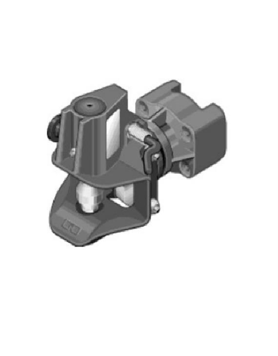 Automatikkupplung RO 240 Lochbild 83/56