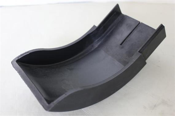 Bogen Kunststoff für Profil 30 x 100 gerippt