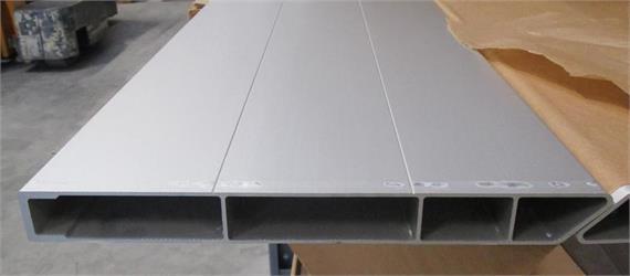 Bordwandprofil K4 30x300 elox L=2650mm