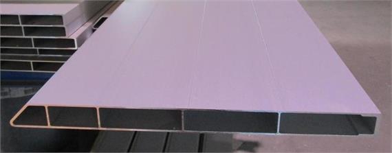 Bordwandprofil K4 30x400 elox L=1930mm