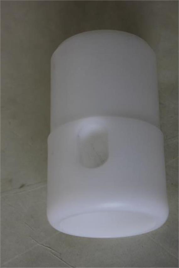 Endstück Kunststoff zu Blachenrohr Ø 60 ab 2007