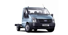 Ford Transit Chassis Kabine