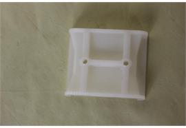 Gleitlager - Kunststoff für Auszugschiene 4x2