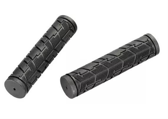 Griff für Verschluss schwarz 22x110 mm