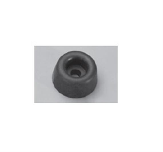 Gummipuffer H =11 mm Ø22 mm
