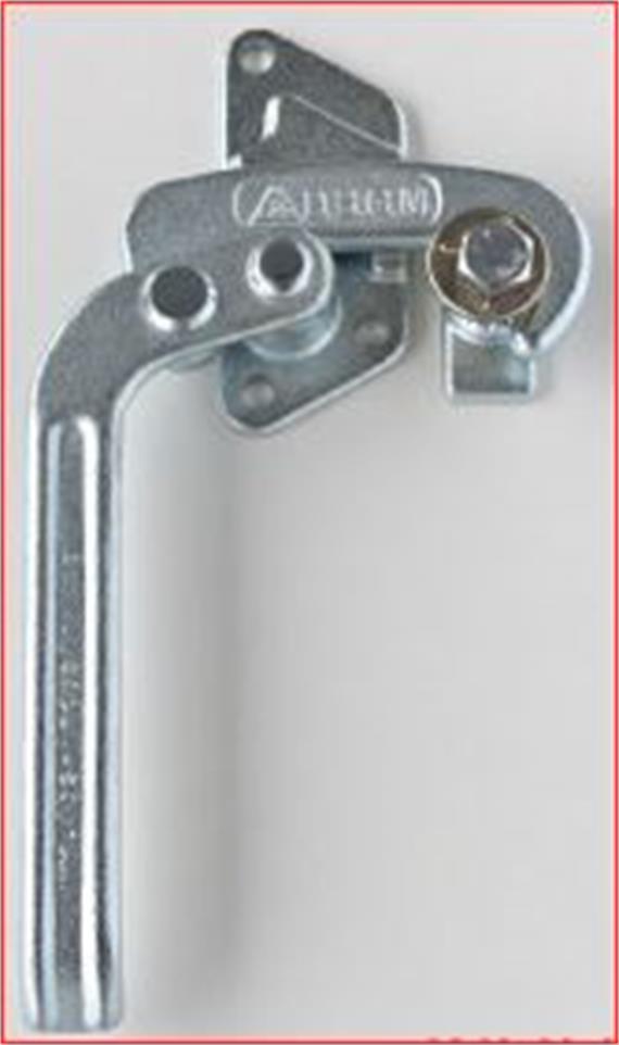 Hebelspannverschluss links inkl. Haltenocke