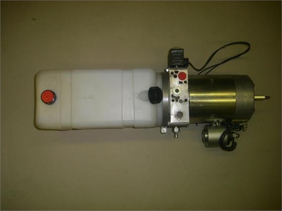 Hydraulikaggregat 12V 4L