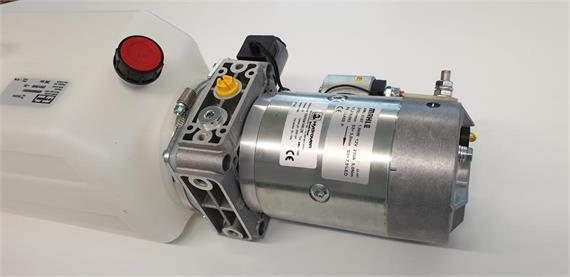 Hydraulikaggregat 3.5 t Austausch Typ H