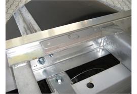 Kipperauflage zu Presskasten 220x40x21mm K4