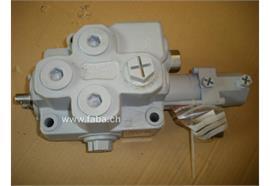Kippventil Typ HFV 15, 250bar