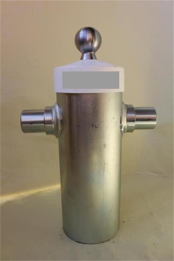 Kippzylinder 4 stufig H = 825 mm K4