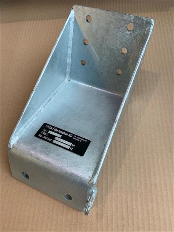 Kombikupplung RO 232/240 LB 85x45