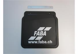Kotschutzlappen mit Logo 260x260 mm