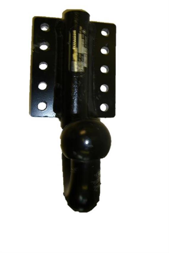 Kugelkupplung LB 83x56 D=17.2 St. 180kg