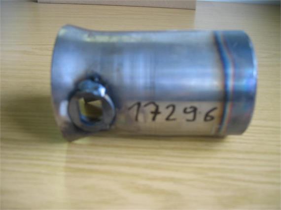 Kugelpfanne 60mm Typ 1 (gerade)