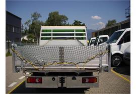 Ladungssicherungsnetz komplett L= 3500 B= 2500 mm