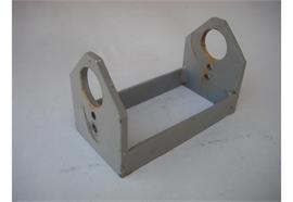 Laufrollenhalter zu Rolle 200 x 100 x 30 mm