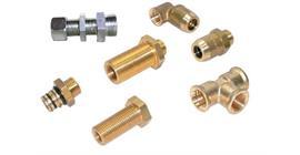 Messingverbinder (für Bremsen)