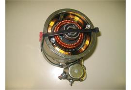 Motor mit Relais zu Aggregat 12V