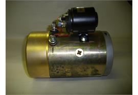 Motor mit Relais zu Aggregat K2 Austausch