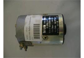 Motor ohne Relais zu Aggregat