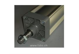 Pneumatikzylinder Automatikladen hinten 4x2/6x4/8x4