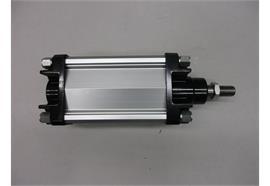 Pneumatikzylinder KØ100 H = 100 mm DW