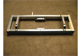 Presseträger kpl. zu Fiat Ducato Y=1323 mm