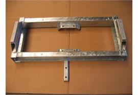 Presseträger kpl. zu Iveco 35C Y= 854mm