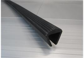 PVC Profil 30mm für Vorderwand L=2600mm
