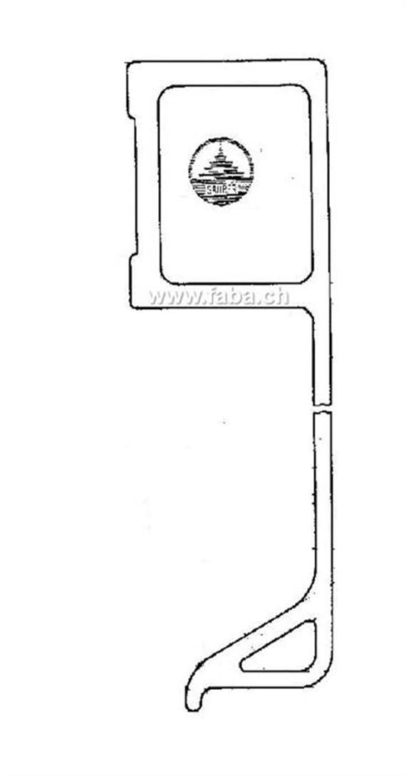 Saurer Seitenladen 4x2 AS 4600 mit Einfräsung (Paar)