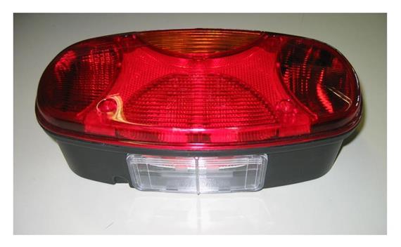 Schluss-Brems-Blink-Nebelschl.-Leuchte links oval