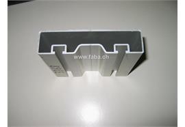 Seitenschutzprofil 30 x 120 elox L=7400mm
