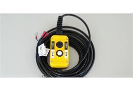 Steuerbox Paul Forrer mit Kabel und Sicherung, ab Sept. 2020 (Steuerbrine)