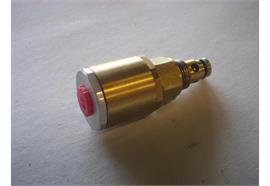 Umlaufventil 2/2 Wegeventil pneumatisch Rampf - Matik