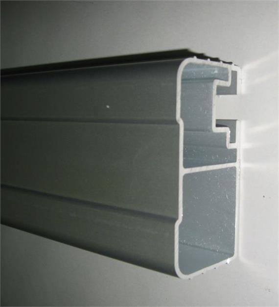 Unterfahrschutzprofil 50 x 100 elox