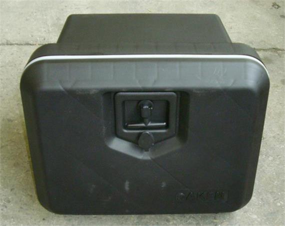 Werkzeugkiste Kunststoff 480 x 400 x 400mm (BxHxT)
