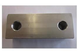 Zwischenplatte zu Anhängekugel 30mm